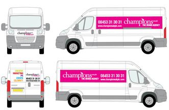 Vehicle Livery Display Advertising